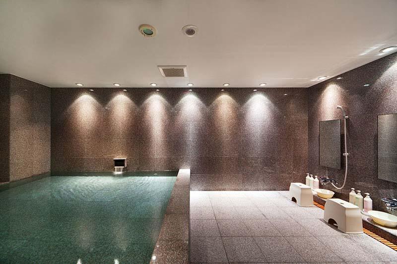 アグネスホテル・プラスの大浴場